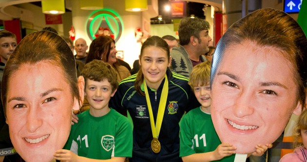 We'll Leave It There So: John Delaney apologises, Katie Taylor's homecoming and all today's sport