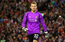 'I just asked him to simplify his game' – Rodgers backs under-fire Mignolet