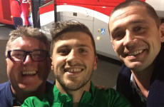 Shane Long and Alan Quinlan are besties! It's the sporting tweets of the week