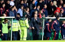 Martin O'Neill: Ireland deserved a draw tonight