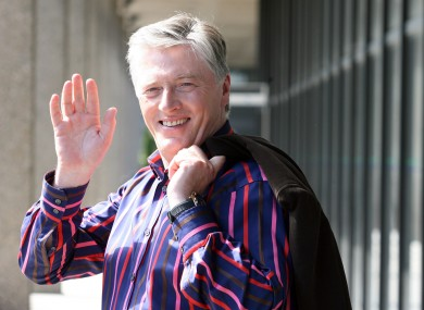 Pat Kenny announces his move to UTV Ireland