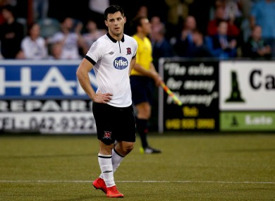 Hoban has been nominated for PFAI Player of the Year.