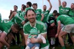 Paudie and Fiadh O'Brien after yesterday's Munster final win for Kilmallock.
