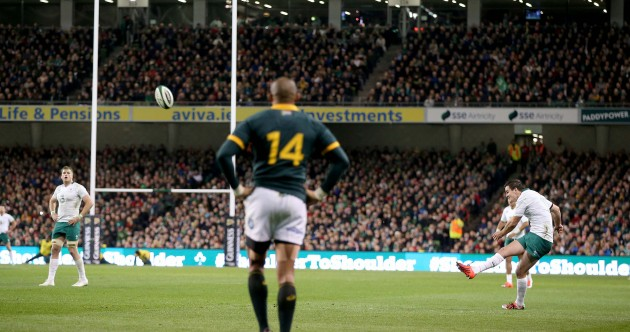 As it happened: Ireland v South Africa, November Tests