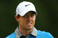 Back-to-back double bogeys dent McIlroy's chances of ending year with another win