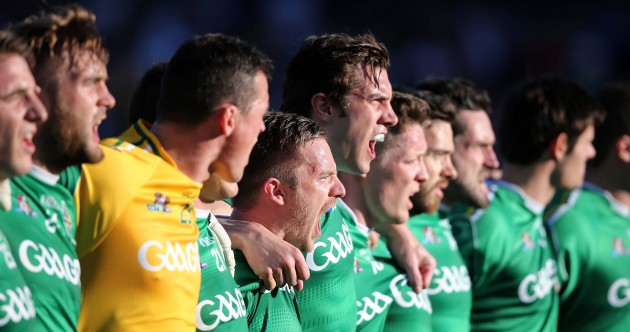 Lucky glasses and unlucky breaks – The best photos from Ireland's International Rules defeat