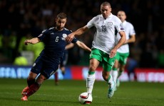 As it happened: Scotland v Ireland, Euro 2016 qualifier
