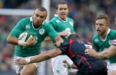 How Ireland rated in the eventual rout of Georgia