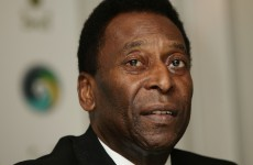 Hospital treating Pele say Brazil legend taken off intensive treatment