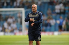 Neil Redfearn has become Leeds' fourth manager in five months