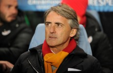 Roberto Mancini appointed Inter manager for the second time