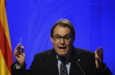 Spain rejects Catalan self-determination after vote