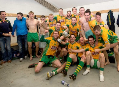 It was Corofin's first Connacht title since 2009.