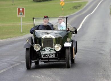 ireland Vintage cars