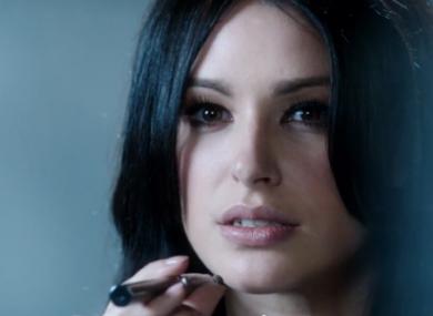 A still from the VIP e-cigarette ad
