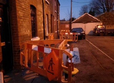 Protesters have been impeding water meter installation in Stoneybatter.