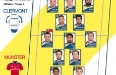 Clermont add international class as Parra amongst call-ups for Munster showdown
