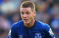 Martinez defiant that James McCarthy will remain at Everton despite widespread interest