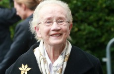 Justice Catherine McGuinness was approached to run for president…but she wasn't interested