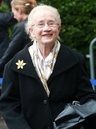 Justice Catherine McGuinness
