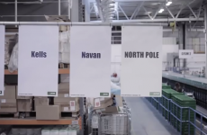 Here's what happens to your Christmas cards at the Dublin mail centre