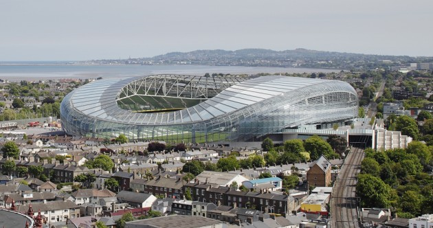 Nice buildings put up in Dublin in the past 25 years? Why, yes, there are