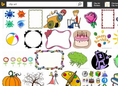 microsoft clipart library. microsoft clip art is dead as bing ...