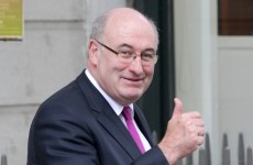 There are no records of some meetings Phil Hogan had about Irish Water