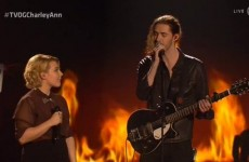 Er, Hozier's duet on the Voice of Germany made a lot of locals 'horny'