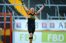 Kieran Donaghy's 11 steps from injury to 2014 All-Ireland, Munster and county champion