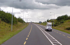 Pedestrian killed in morning road crash