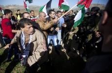 Palestinian Minister planting protest trees dies after being pushed by Israeli forces