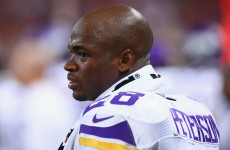 Adrian Peterson is contemplating NFL retirement and an Olympics bid