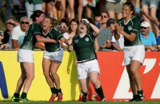 Ireland have automatically qualified for the 2017 Women's Rugby World Cup