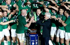 Schmidt's Ireland wrap up Six Nations in Paris – My 2014 sporting moment