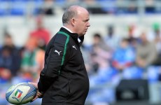 London Irish deny reports of approach for Declan Kidney