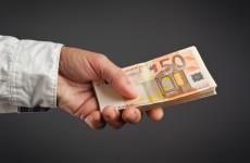 Irish people repaid €335m more than we borrowed last month