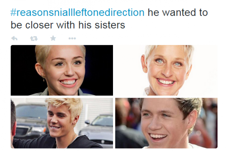 8 funniest reasons for Niall leaving One Direction  The Daily Edge