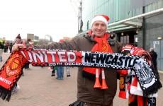 LIVE: Manchester United v Newcastle, Premier League