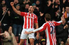 Too little, too late for Arsenal as Stoke win five-goal battle at the Britannia