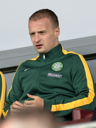 Celtic's Leigh Griffiths has been widely praised for his recent kind act.