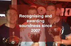 Founders of Donegal 'Sound Man of the Year' awards want other towns to follow suit