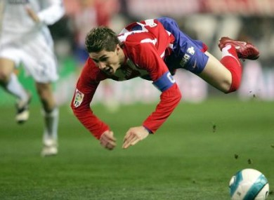 Diego Simeone will hope Torres can find his old form in Madrid.