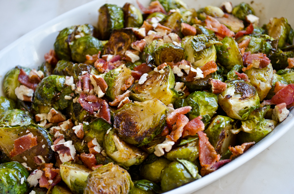 Keto Baked Brussel Sprout Recipes
