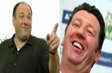Who said it: Tony Soprano or Roddy Collins?