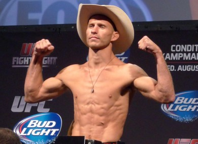 Cerrone vs. Henderson will be the curtain raiser for McGregor vs. Siver a week on Sunday.