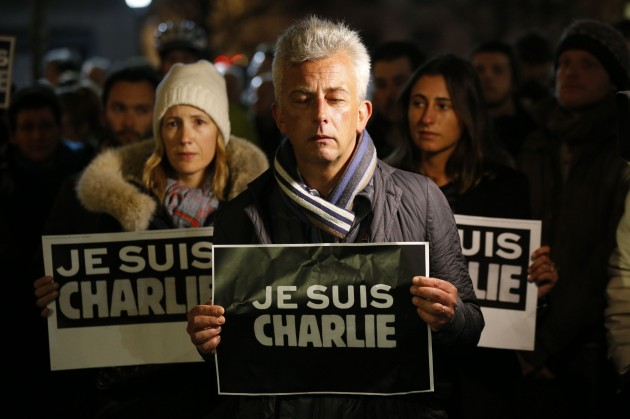 А сегодня у нас юмор от Charlie Hebdo