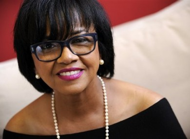 Cheryl Boone, president of the Academy of Motion Picture Arts and Sciences