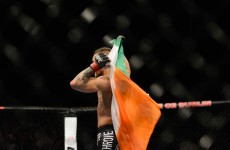 'I think this has been one of the best stories in the UFC' – America is behind the Irish invasion