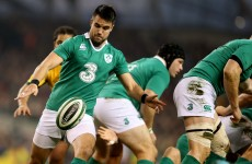 We'll Leave It There So: Ireland's injury worries, Ravenhill gets a final and all today's sport